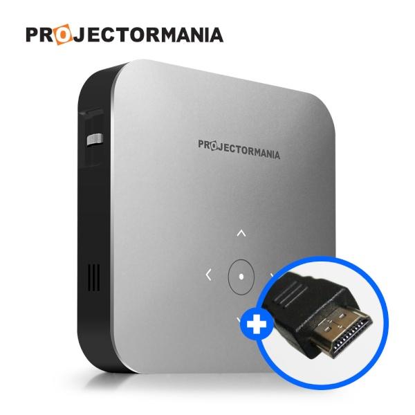 PJM미니7 미니빔 700안시 넷플릭스