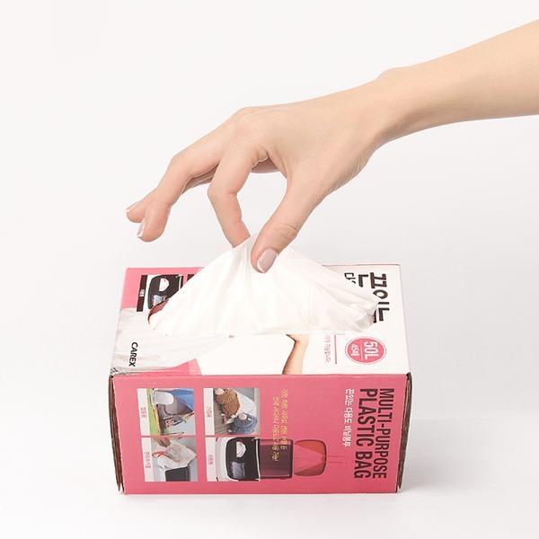 [(주)카렉스] 카렉스 끈있는 다용도 비닐봉투