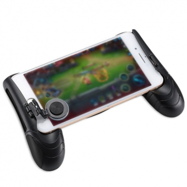 [GTS47822] 블랙뉴 조이스틱 스마트폰 게임패드