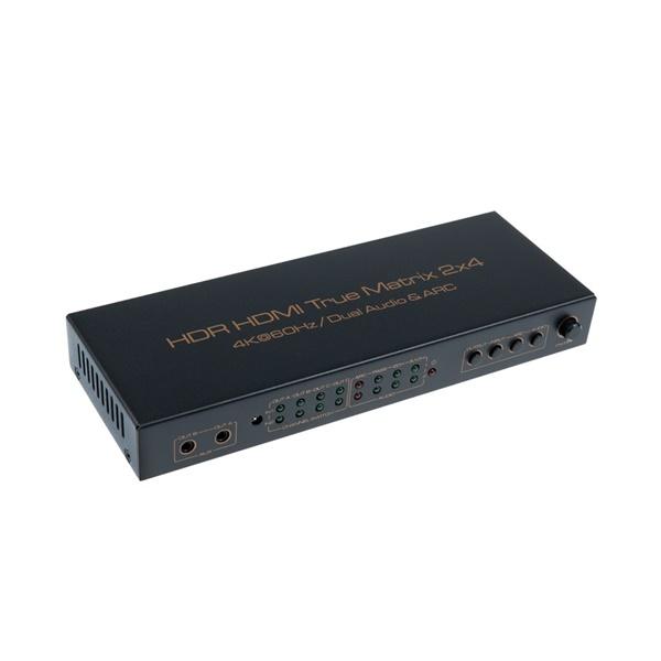 Coms AS903 [모니터 선택기/2:4/HDMI/오디오지원]