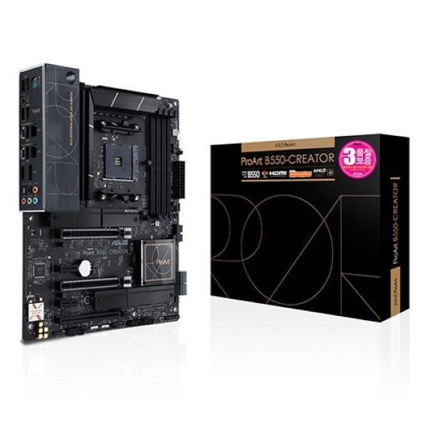 ProArt B550-CREATOR STCOM (AMD B550/ATX)