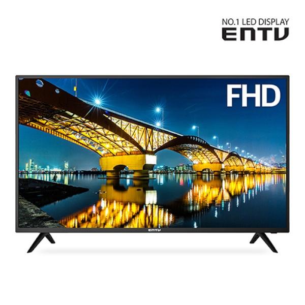 이엔티비 43인치 FHD TV / 무결점 100% / DIEN43F-CJ