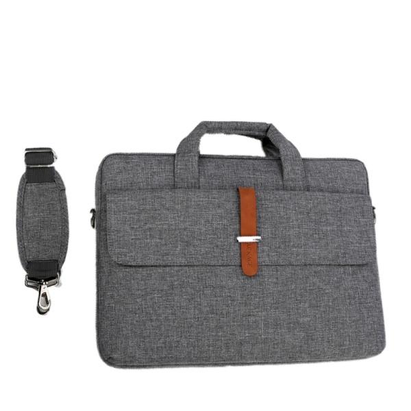 노트북 서류가방, NT-295 [15.6형/다크그레이]