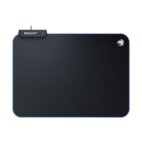 마우스패드, SENSE AIMO (센스 아이모) [민트탭스정품] [블랙/USB]