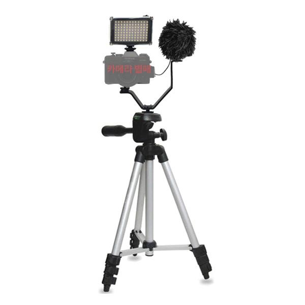 DT108 카메라 유튜브 유튜버장비 1인방송장비세트