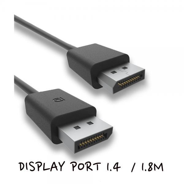 조이쿨 DisplayPort 케이블 [Ver1.4] 1.8M