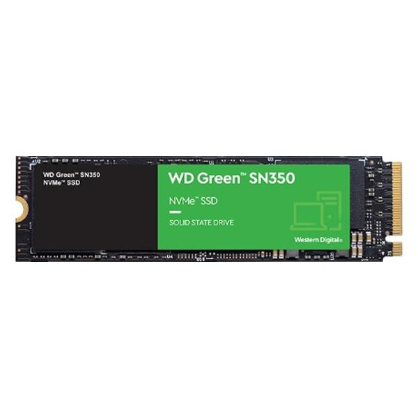 Green NVMe SSD SN350 M.2 2280 480GB TLC