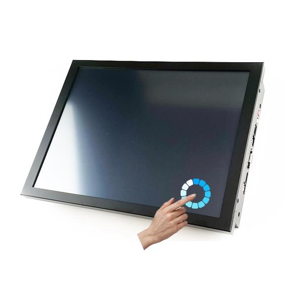 15형 산업용 일체형 터치패널PC HDL-T150PC-BT(M)V6-1 [i5-4200U + SSD 240GB(120GB 추가) + RAM 8GB(4GB 추가)]