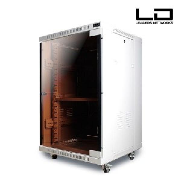 LD 허브랙, 아이보리, LD-R1000 PLUS [18U]