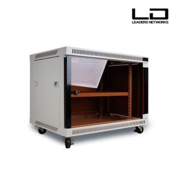 LD 허브랙, 아이보리, LD-R500 PLUS [9U]