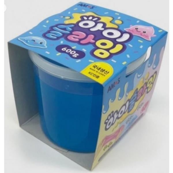아이슬라임 (600g) [제품선택] 파랑