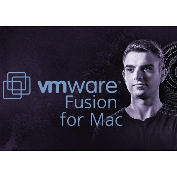 VMWARE FUSION 12 PRO FOR MAC [기업용/ESD/영문/발급2~5일소요]