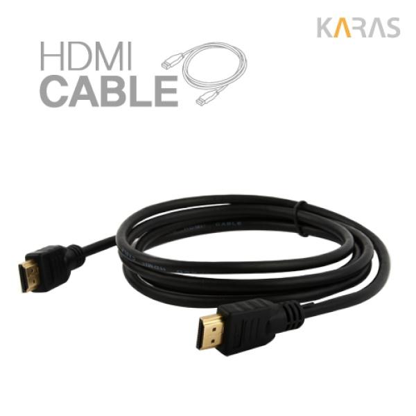 카라스 HDMI 케이블 [Ver1.4] 1.8M