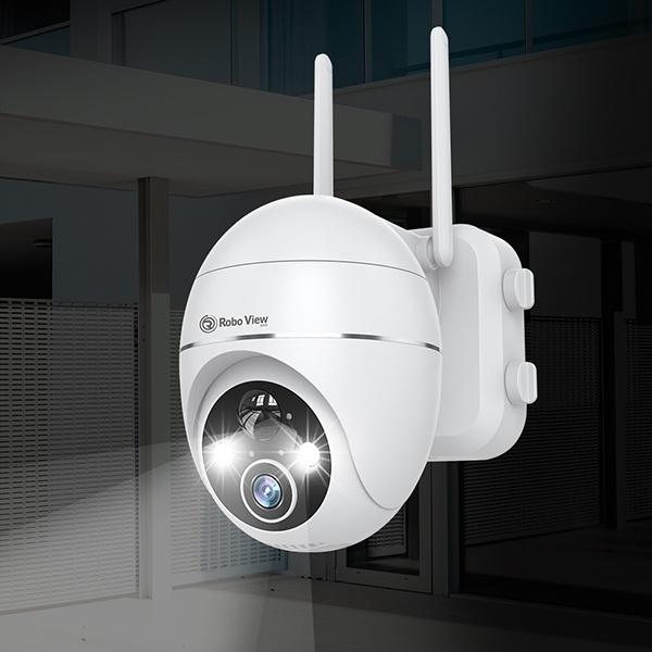 IP카메라, 로보뷰S3 무선 CCTV 해킹방지 카메라 실내외용 홈캠 [200만 화소/고정렌즈 3.6mm]