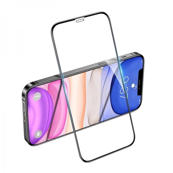 강화유리 액정보호필름0.33mm 아이폰 12 (6.1inches)