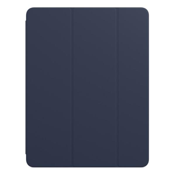 12.9형 iPad Pro(5세대)용 Smart Folio - 딥 네이비[MJMJ3FE/A]
