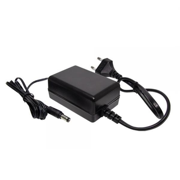 아답터, 220V / 12V 1.5A [내경2.1mm/외경5.5mm] ML-1215AC 전원 케이블 일체형 [비닐포장]