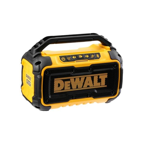 디월트 12V 20V 60V XR 블루투스 스피커 오디오 야외스피커 DCR011