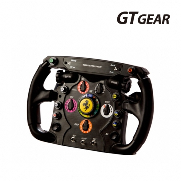 트러스트마스터 페라리 F1 휠 애드온 레이싱휠
