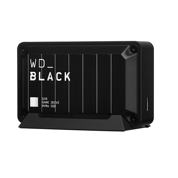 외장SSD, WD_BLACK™ D30 Game Drive SSD [USB3.1 GEN2 / PS4,XBOX호환] [1TB]