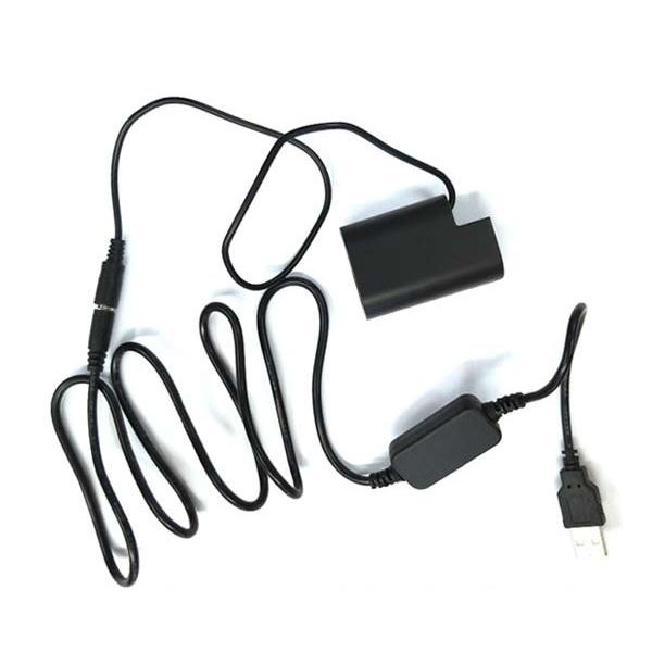파나소닉 USB타입 더미배터리 커플러 USB-BLF19E