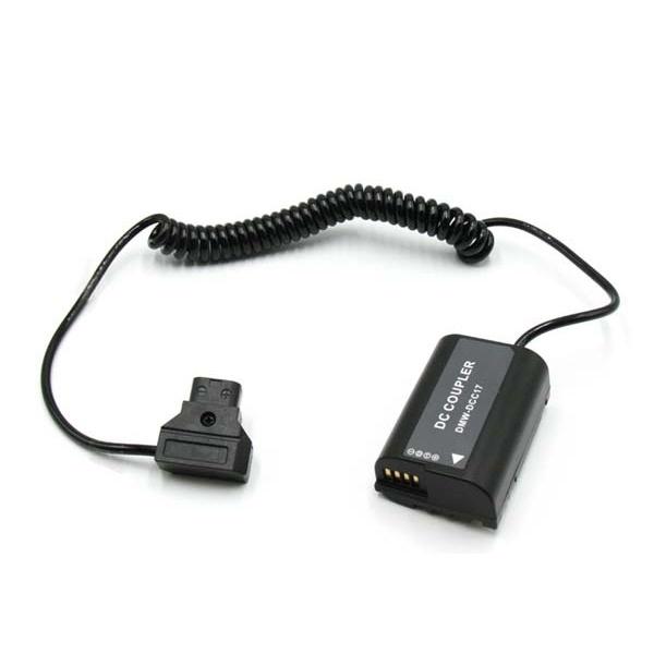 파나소닉 DTap타입 더미배터리 커플러 DTap-DMW-DCC17