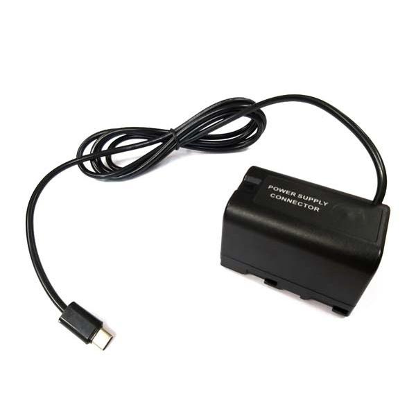 소니 USB-C타입 더비배터리 커플러 BP-U30