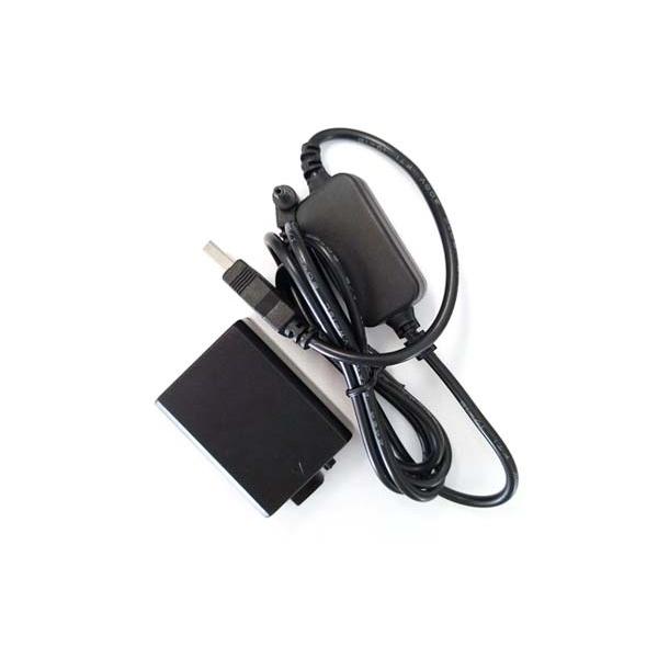 캐논 USB타입 더미배터리 커플러 LP-E5