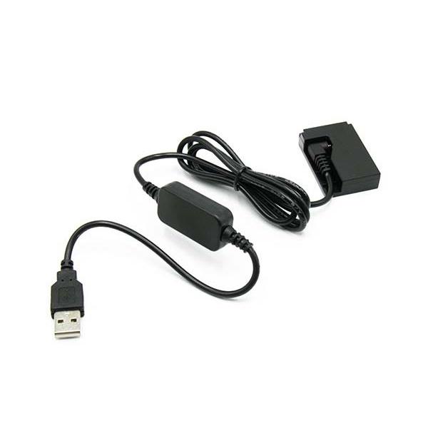 캐논 EOS 100d USB 더미배터리 커플러 LP-E12b