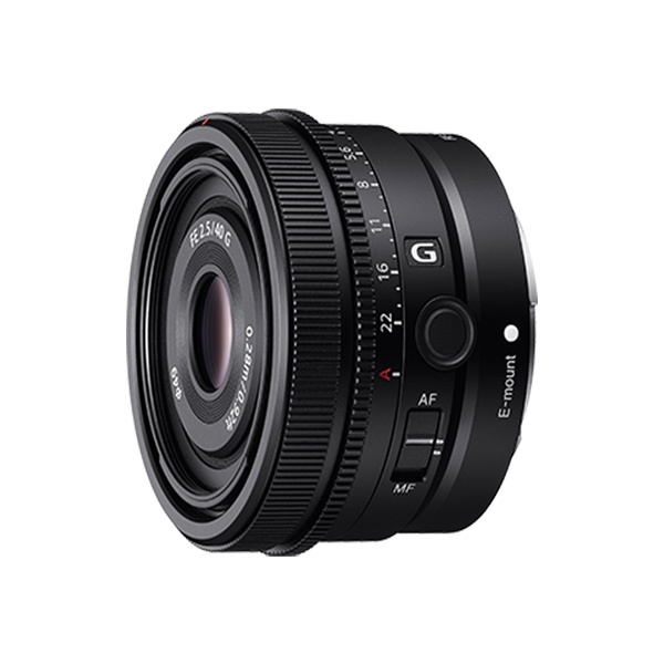 FE 40mm F2.5 G 렌즈 SEL40F25G