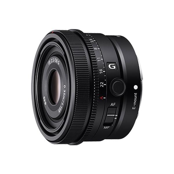 FE 50mm F2.5 G 렌즈 SEL50F25G