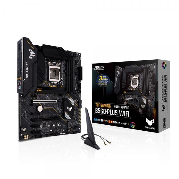 TUF Gaming B560-PLUS WIFI 인텍앤컴퍼니 (인텔B560/ATX)
