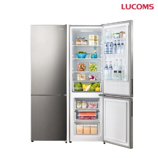 루컴즈전자 R262M01-S 262L 냉장고 상냉장 하냉동
