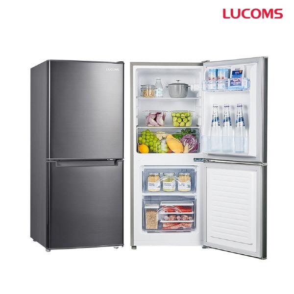 루컴즈전자 R10H01-S 106L 냉장고 상냉장 하냉동