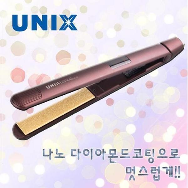 유닉스 나노 다이아몬드 슬림 고데기 UCI-A2430