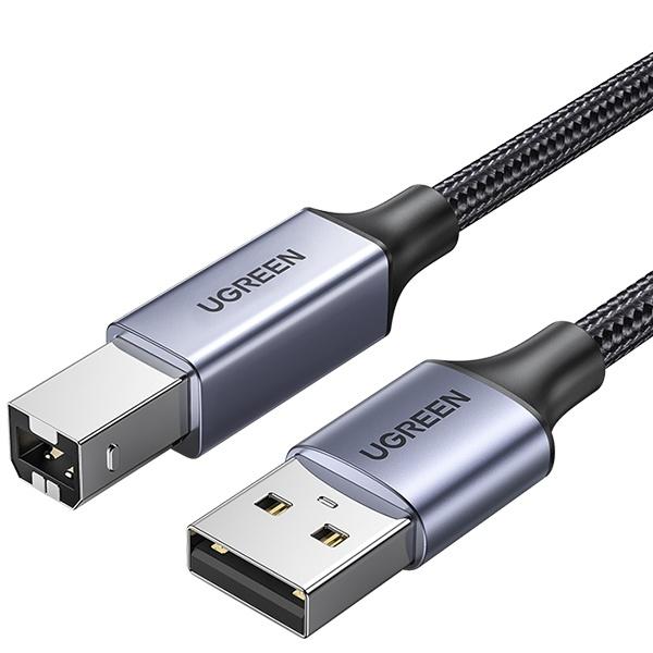 유그린 USB2.0 케이블 [AM-BM] 2M [U-80803]