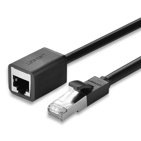 유그린 CAT.6 FTP 연장 랜 케이블 0.5M [U-11278]