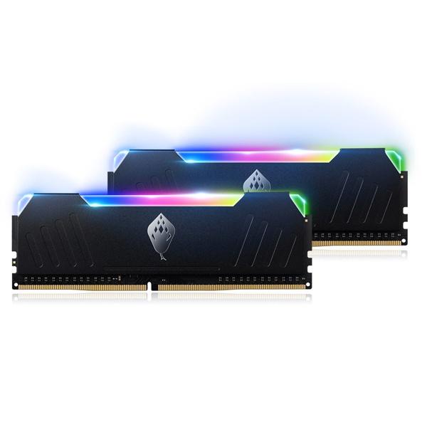 DDR4-3200 CL16 ET RGB Black 패키지
