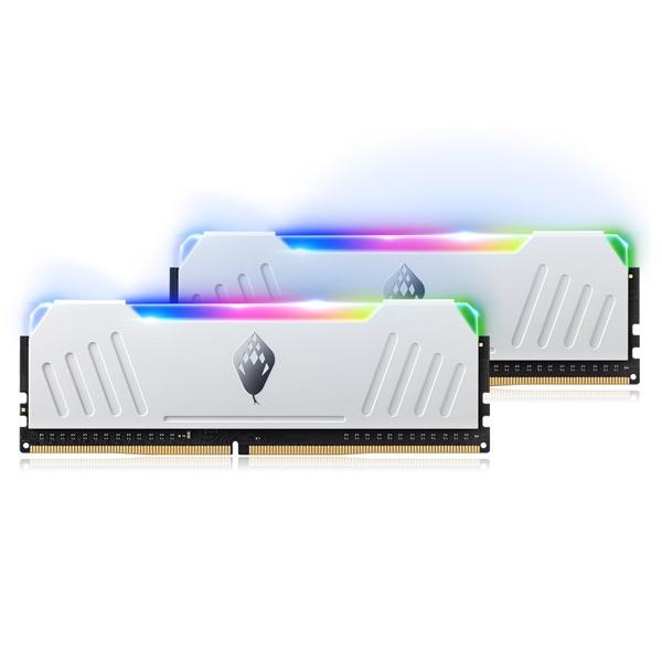 DDR4-3200 CL16 ET RGB White 패키지