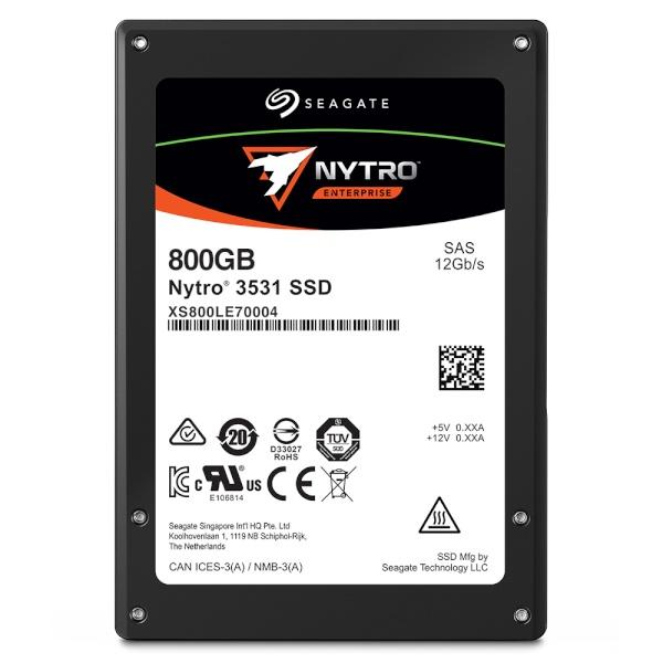 Nytro 3531 SAS SSD 800GB eTLC