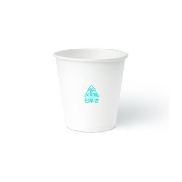 종이컵(CTM-PC-65)  [6.5온스,190ml]50개입*20줄