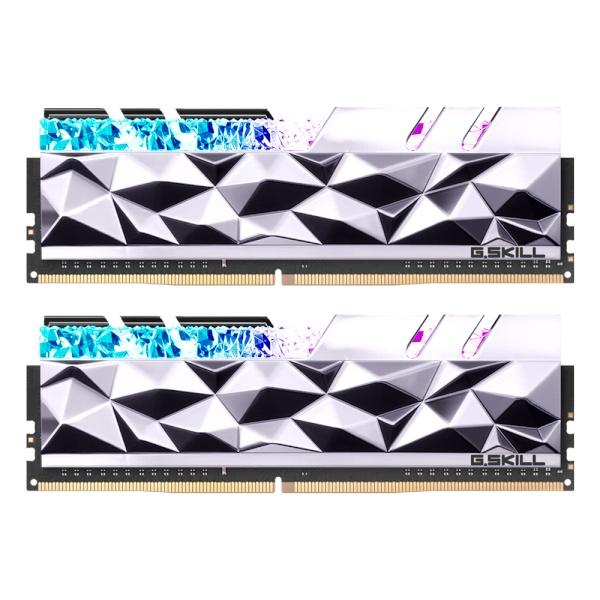 지스킬 DDR4 16G PC4-32000 CL14 Trident Z ROYAL Elite 실버 (8Gx2)