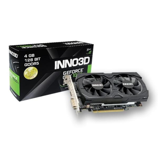 GeForce GTX1050 Ti V3 D5 4GB X2