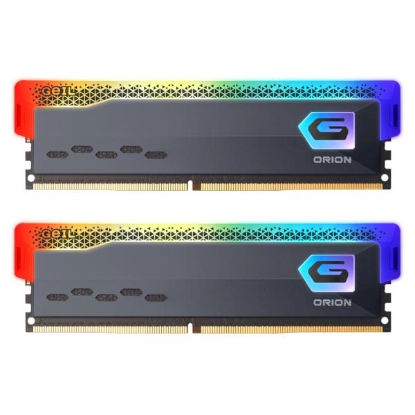 게일 DDR4 32GB PC4-28800 CL18 ORION RGB Gray (16Gx2)