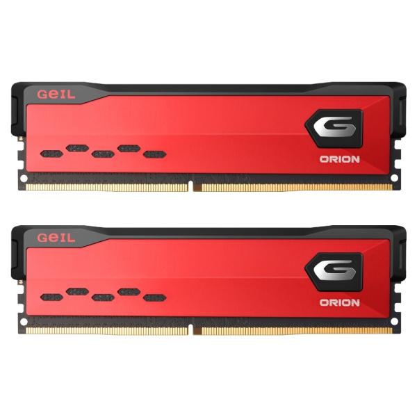 게일 DDR4 32GB PC4-28800 CL18 ORION Red (16Gx2)