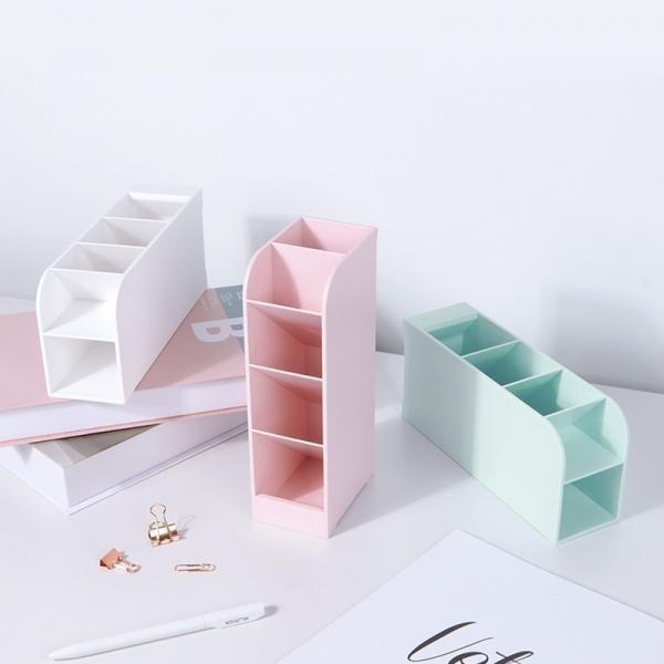 4단 멀티 펜꽂이 (8933) [제품선택] 핑크