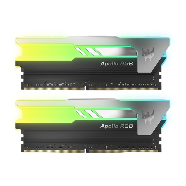 프레데터 32G DDR4 PC4-25600 CL14 APOLLO RGB (16Gx2)