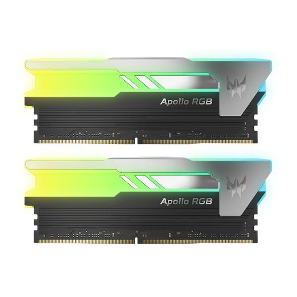 프레데터 16G DDR4 PC4-28800 CL14 APOLLO RGB (8Gx2)