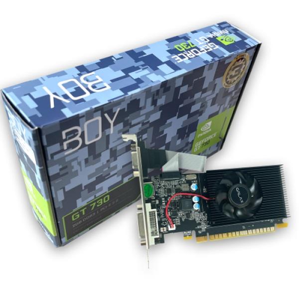 GeForce GT730 D3 2GB LP BOY