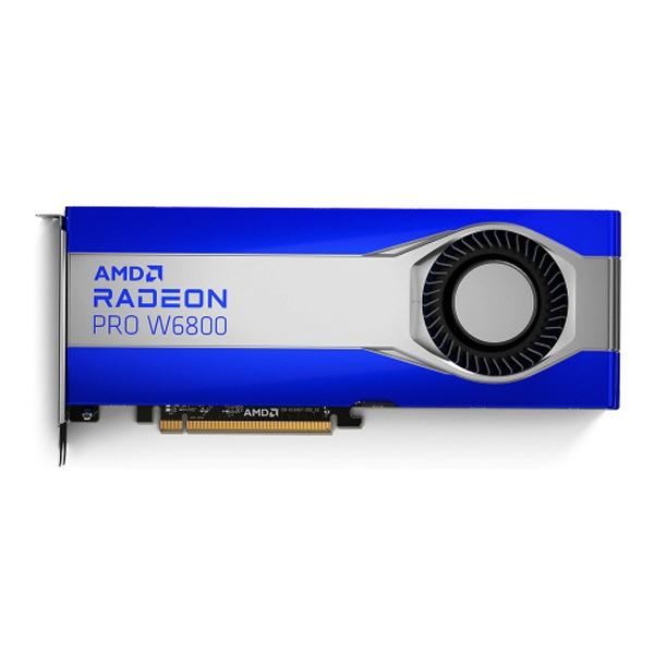 Radeon™ PRO W6800 D6 32GB 블루존